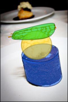 Przykład formy na zdjęciu kulinarnym