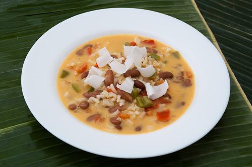 Coconut Bean Soup