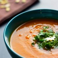 Marokańska zupa z dyni wg Gordona Ramsaya