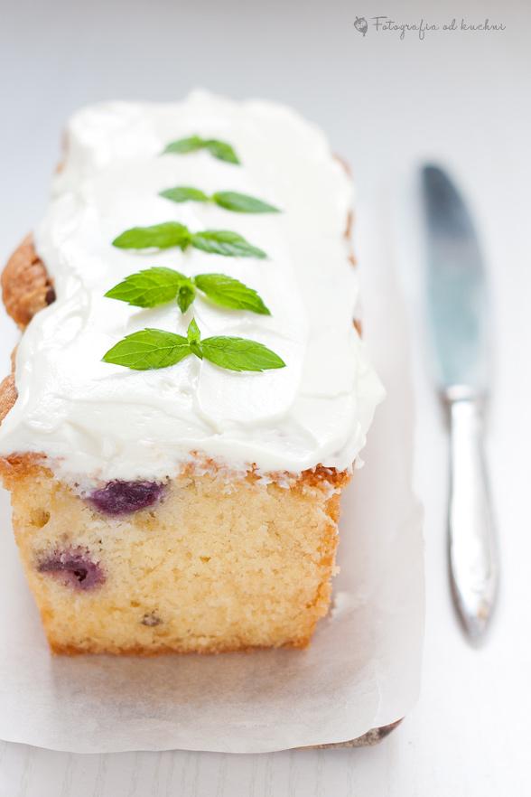 Ciasto z czereśniami