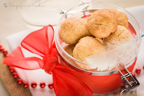 Ciasteczka cynamonowe Snickerdoodles