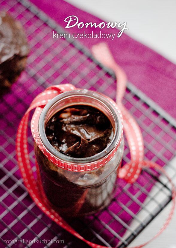 Domowy krem czekoladowy z awokado