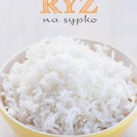 Jak ugotować ryż na sypko?