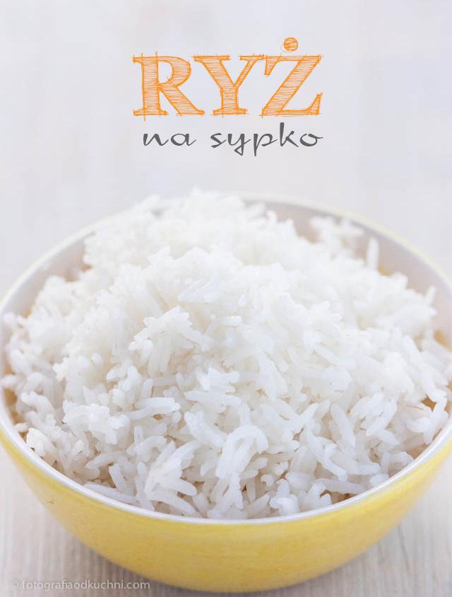 Jak ugotować ryż na sypko